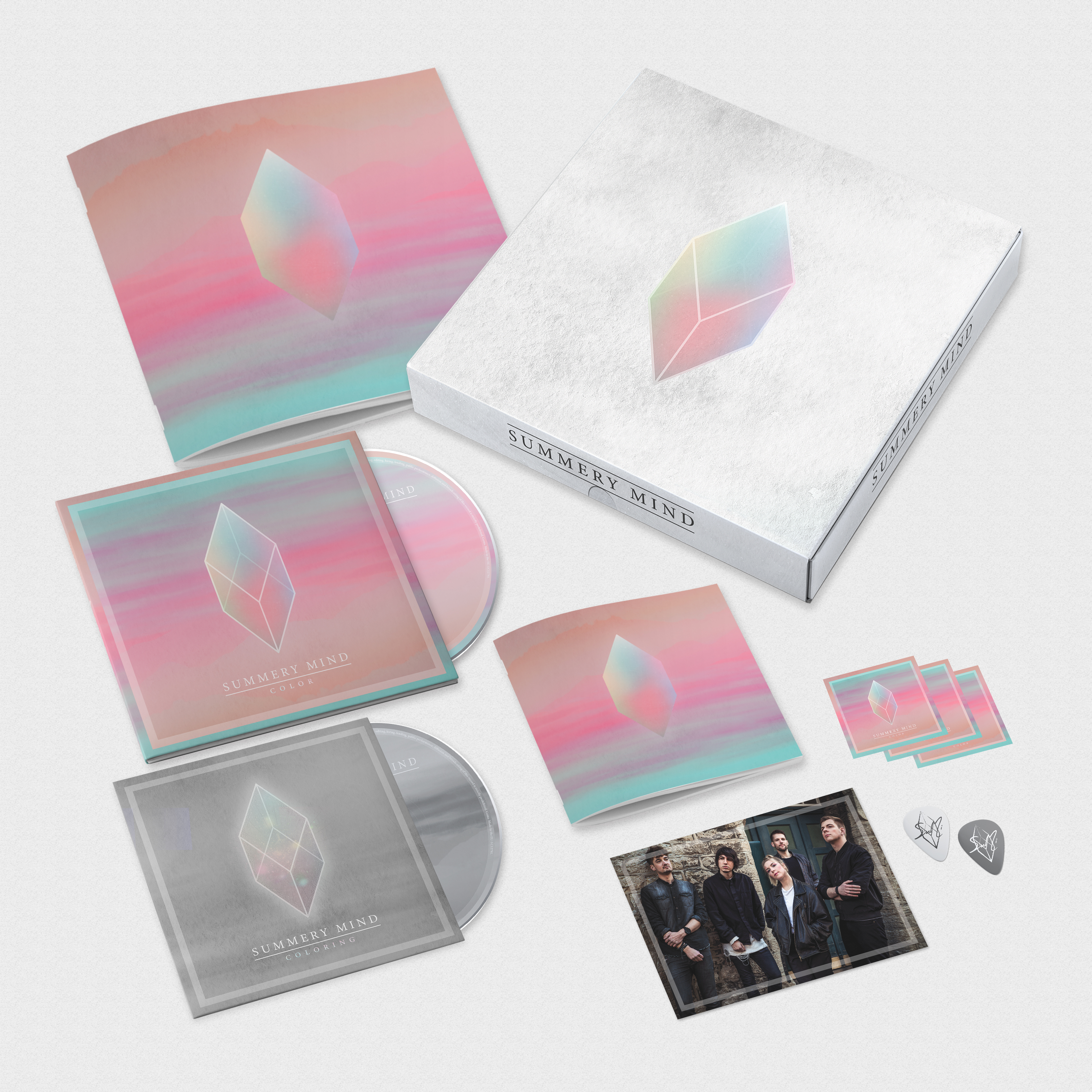 LIMITED DELUXE BOX